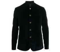 Schmale Jacke mit Knöpfen