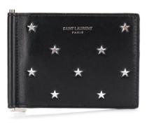 Portemonnaie mit Geldscheinklammer