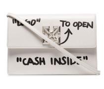 'Jitney 0.7 Cash Inside' Umhängetasche