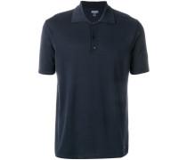 short-sleeve polo top