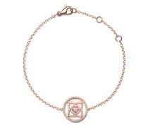 18kt 'Enchanted Lotus' Rotgoldarmband