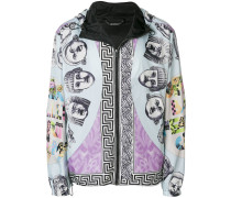 Greek Balletto print jacket