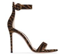'Portofino 105' Sandalen aus Wildleder