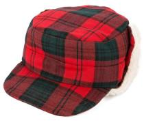 Mütze mit Schottenkaro