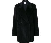 Mantel aus Cord