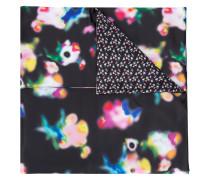 Cape mit floralem Print