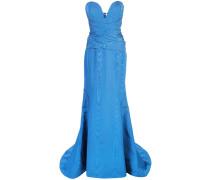 'Sea Blue' Kleid
