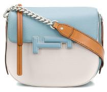 Double T mini shoulder bag