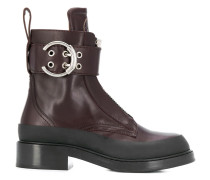 Roy zip-front ankle boots