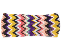 Haarband mit Zickzackmuster