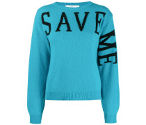 'Save Me' Pullover
