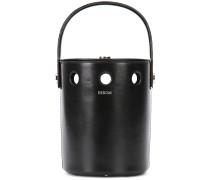 Handtasche in Vasenform
