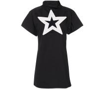 Kleid mit sternenförmigem Cut-Out