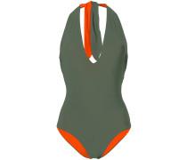 Biarritz reversible one-piece swimsuit