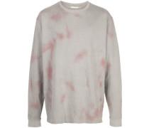 Doppelt gefärbtes Sweatshirt