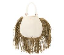 'Ani' Handtasche aus Bast