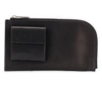 Portemonnaie mit Taschendetail