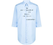 'Be Fashionable' Hemd