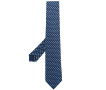 Krawatte mit Mäuse-Print