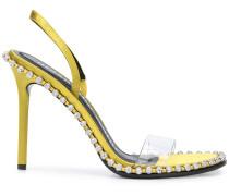 Sandalen mit Riemchen
