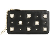 Gancio studded coin purse