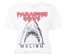 "T-Shirt mit ""Paradise Cove""-Print"