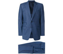 sharkskin slim suit