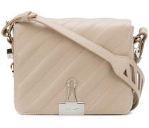 padded Binder clip bag