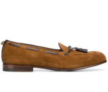 Loafer aus Wildleder