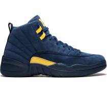 'Air  12 RTR Michigan' Sneakers