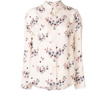 'Cheongsam Flower' Hemd
