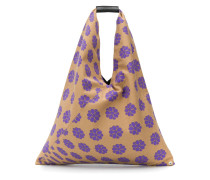 Dreieckige 'Japanese' Handtasche