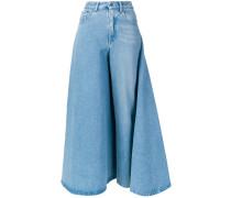 Jeans im Hybrid-Look