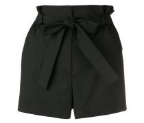 Klassische Paperbag-Shorts