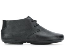 Right lace-up shoes