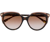 'Panthère' Cat-Eye-Sonnenbrille