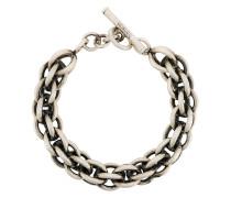 large cage link bracelet