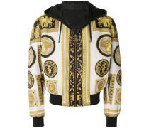 Cornici print jacket