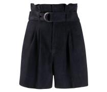 P.A.R.O.S.H. 'Masuede' Paperbag-Shorts