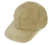 Kappe aus Kalbswildleder