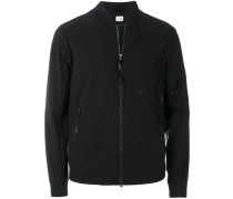 zip pocket bomber jacket