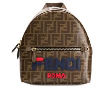 Mini Rucksack mit FF-Print