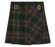 Mini-Kilt mit Schottenkaro