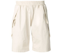 Cargo-Shorts mit Stretchbund
