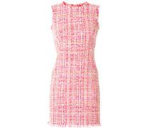 Minikleid in Tweed-Optik