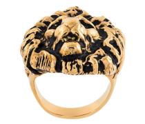 Ring im Löwen-Design