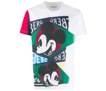 T-Shirt mit Micky Maus-Print
