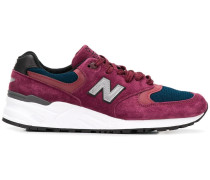 '999' Wildleder-Sneakers