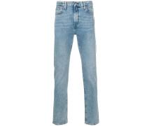 Jeans mit schmalem Bein