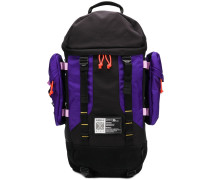 hiking multi-compartment backpack